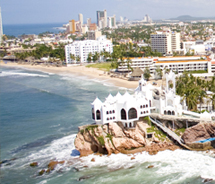 Cal Jet Air, among other airlines, is offering flights to Mazatlan. // © 2012 Mazatlan Hotel Association