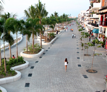 The Puerto Vallarta malecon is an example of the seaside city's efforts to refresh and renew. // © 2012 Puerto Vallarta Convention & Visitors...