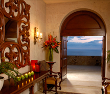 The Pueblo Bonito Sunset Beach in Cabo San Lucas will offer a Luxury Without Limitations all-inclusive package.  // © 2011 Pueblo Bonito Oceanfront...