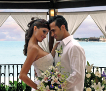 Imagine Now Real Resorts is offering couples and their guests the opportunity to turn their wedding into a legacy benefiting children in need. // ©...