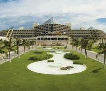 Gran Melia Cancun is one of the 11 Sol Melia Hotel & Resort properties added to the Preferred Hotel Group portfolio. // © 2010 Sol Melia Hotels...