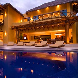 Casa Todo Bien is a villa rental in Mexico from Villas of Distinction. // (c) 2013 Villas of Distinction