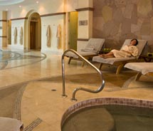 The Desert Spa is the largest in Baja California.// © 2011 The Desert Spa at Villa Del Arco
