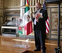 Eduardo Chaillo, executive director, meetings industry, for the Mexico Tourism Board // © 2011 Mexico Tourist Board