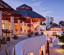 Las Ventanas is known for its tranquility and romance. // © 2012 Rosewood Hotels & Resorts