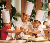 Family Time With Hilton // © 2012 Hilton Hotels & Resorts
