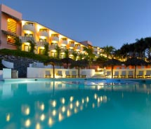 Guests can choose from two freshwater pools and one seawater pool. // © 2012 Palladium Hotels and Resorts