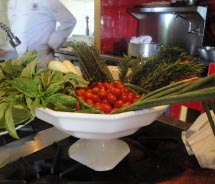 Cooking classes are a growing trend in Los Cabos.// © 2012 Los Tamarindos
