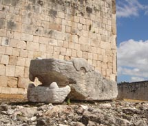 Maya ruins, including Chichen Itza, will see increased tourists this year. // (c) 2012 Kenneth Shapiro