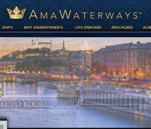 AmaWaterways' new website features help agents become experts