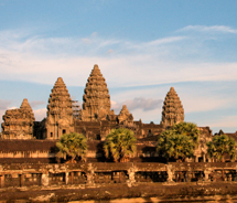 Uniworld will sail to Angkor Wat in 2012 // © 2011 Christian Haugen