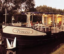 French Country Waterways' Princess will sail to the Upper Loire Valley in 2011. // © 2011 French Country Waterways