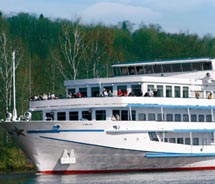A newly revamped River Victoria will return to Russia next year. // © 2010 Uniworld Boutique River Cruise Collection