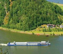 Avalon Imagery will sail the Blue Danube to the Black Sea itinerary in 2011. // © 2010 Avalon Waterways