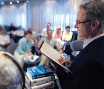The boom in theme cruises brings added value and new clients // © 2012 Regent Seven Seas Cruises