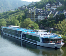 Agents can win a cruise on the AmaLegro. // © 2012 AmaWaterways