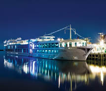 The S.S. Catherine will resemble the S. S. Antoinette. // © 2012 Uniworld Boutique River Cruise Collection