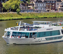 Scenic is rebuilding its ships to match upgrades launched with the Scenic Crystal. // © 2013 Scenic Cruises