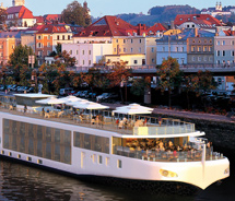 Viking has ordered two more longships. // © 2012 Viking River Cruises