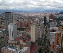 New Colombia hotels are appearing throughout Bogota, as well as the rest of the country // (c) 2009 Flickr.com/Edgar Zuniga, Jr.