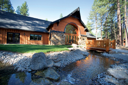 Five Pine Lodge is an eco-friendly resort in Sisters, Ore. // (c) Five Pine Lodge