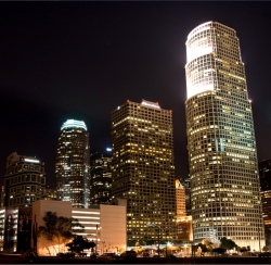 Downtown Los Angeles Financial District // (c) Alossix 2009