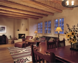 A suite at the Anasazi // © 