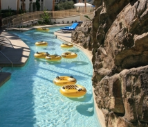 Lazy River at Splashtopia Water Park // © 2010 Kenneth Shapiro