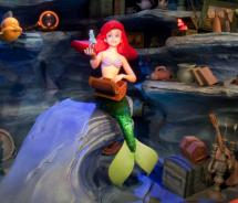 Under the Sea from The Little Mermaid - Ariel's Undersea Adventure at Disney's California Adventure // (c) 2011 Disney