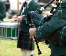 The Highland Games, near San Francisco, is a great option for a Labor Day getaway. // (c) 2012 Thinkstock F