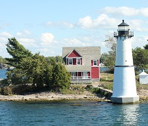 A lazy day sailing through the Thousand Islands located along the St. Lawrence Seaway, onboard the M/V Yorktown, was a travel highlight for online...