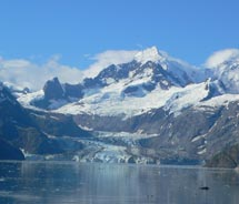 A HAL cruise was a great way to experience the magnificent beauty of Glacier Bay, Alaska // (c) 2010 Ken Shapiro