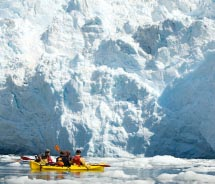 Many luxury lodges in Alaska offer custom activities as well. // © 2013 Travel Alaska