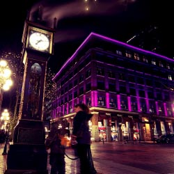 These days, Vancouver's Gastown is a hip and sophisticated center. // © 2013 Tourism British Columbia
