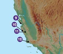 Can you map your way in California's Central Coast?