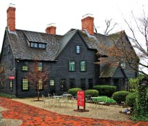 "If you wanted to see The House of the Seven Gables, which city would you visit? // © 2012 <a title=""Openroads.com"" href=""http://www.Openroads.com""..."