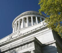 You may know who is buried in Grant's Tomb, but in which city is it?  // © 2012  thinkstock