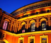 What is the name of this concert hall? // © 2012 Thinkstock