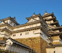 Himeji Castle is the most visited castle in which country? // © 2012 Thinkstock