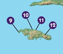 Can you map your way in Jamaica?