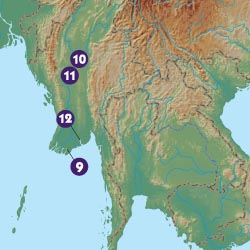 Can you map your way in Myanmar?