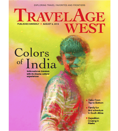 August 5, 2013 Issue Cover Image // (c) 2013 TravelAge West