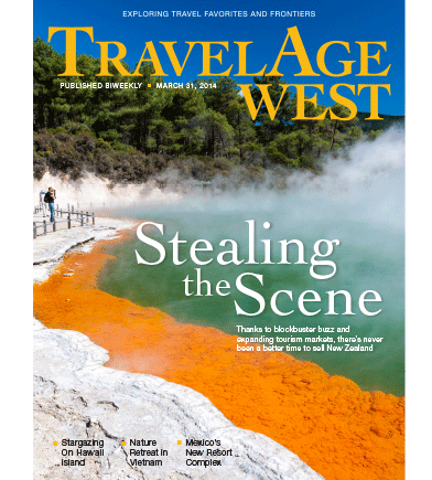 033114 Issue Cover Image // (c) 2014 TravelAge West