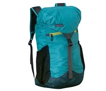 Working 9 to 9 Patagonia Lightweight Travel Pack // © 2010 Patagonia