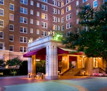 <span>Warwick Melrose Hotel, Dallas // © 2010 Warwick International Hotels</span>