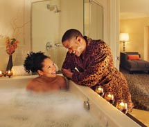 Kimpton is celebrating Valentine's Day throughout February. // © 2011 kimpton hotels