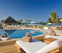 The St. Regis Punta Mita Resort is one of many Starwood properties  participating in the company's latest promotion.  // © 2011 Starwood  Hotels and...