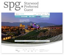 Loyal Starwood clients can enter to win a dream vacation.// © 2011 Starwood Hotels & Resorts Worldwide inc.