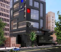 A rendering of Hilton Bogota // © 2011 Hilton Worldwide