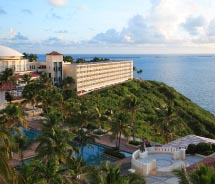 The Puerto Rico Getaways promotion features El Conquistador Resort.  // © 2011 Hilton WorldWide